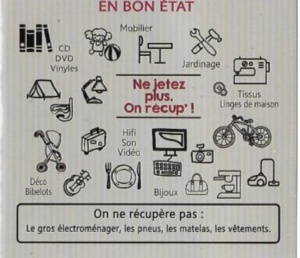 Depots Collectes Recyclune
